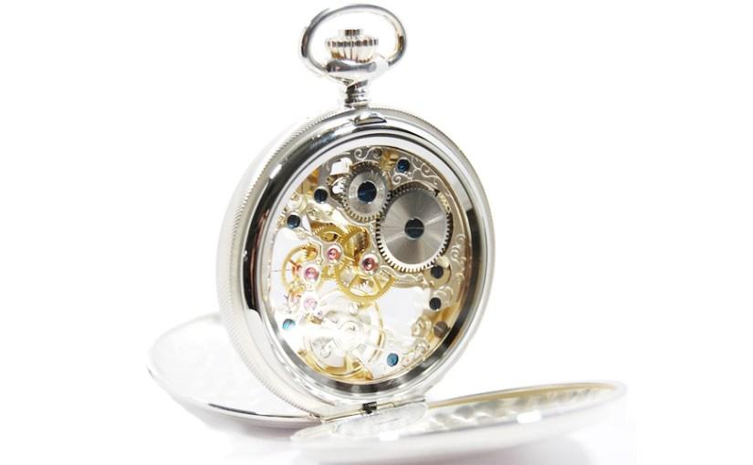 Taschenuhren aus Silber – ein echter Hingucker