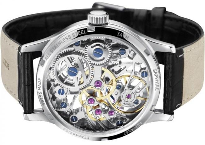 einzigartige Armbanduhr