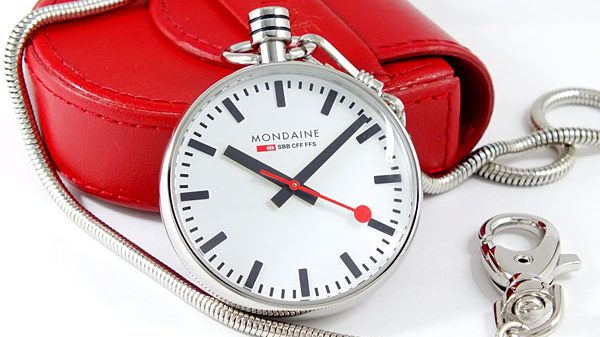 "Mondaine – die starke Marke ""Made in Switzerland"""