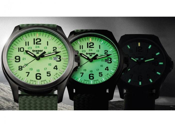 Es grünt – so grün … stimmige Armbanduhren machen es vor