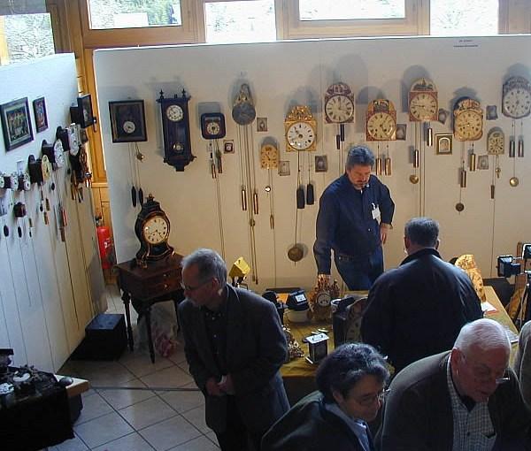 Intern. Antik-Uhrenbörse Eisenbach