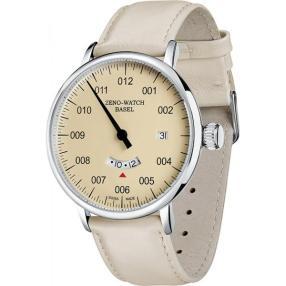 Zeno Einzeiger Armbanduhr