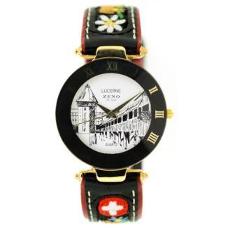 Zeno Ethno Armbanduhr
