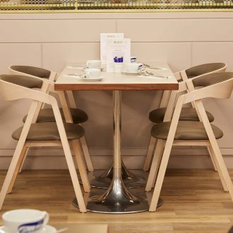 commercial restaurant tables and