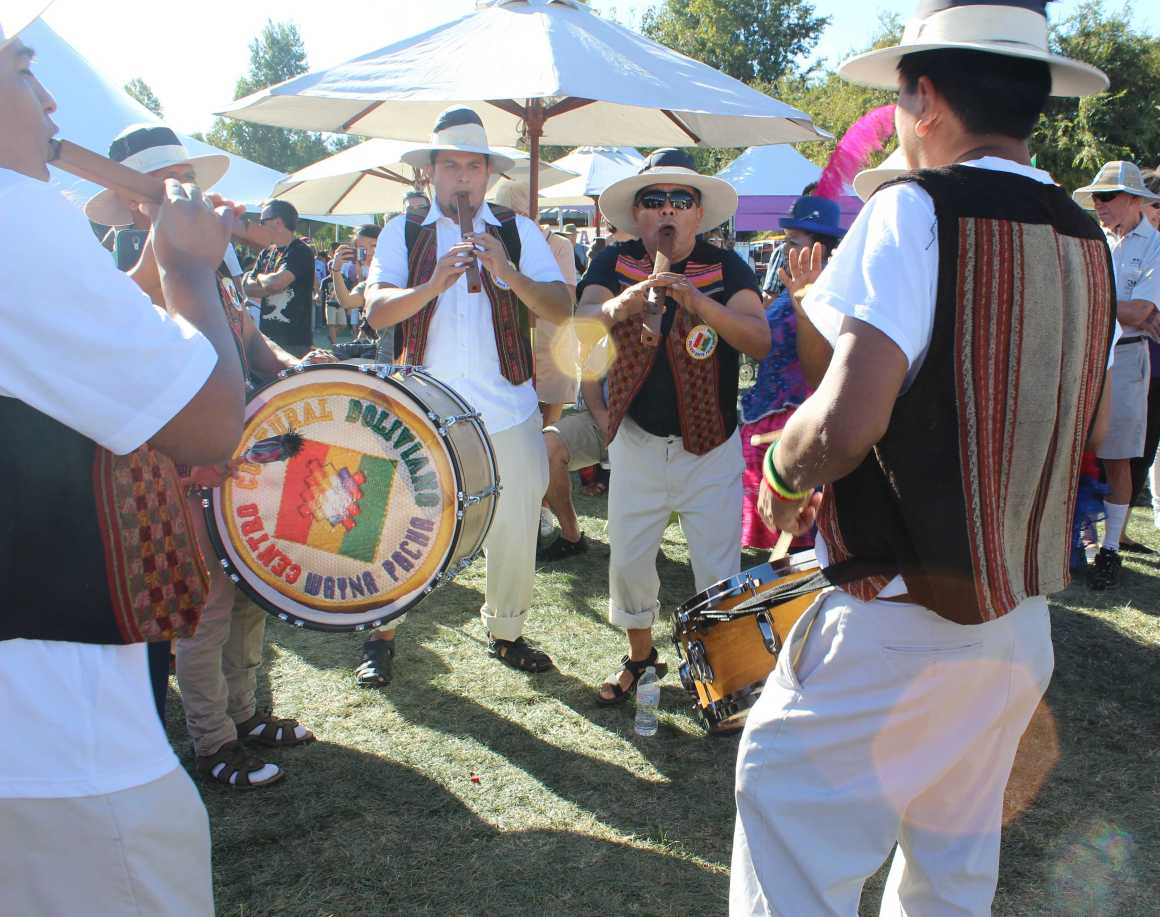 14th Annual Irvine Global Village Festival