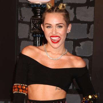 Is Miley Cyrus growing up?