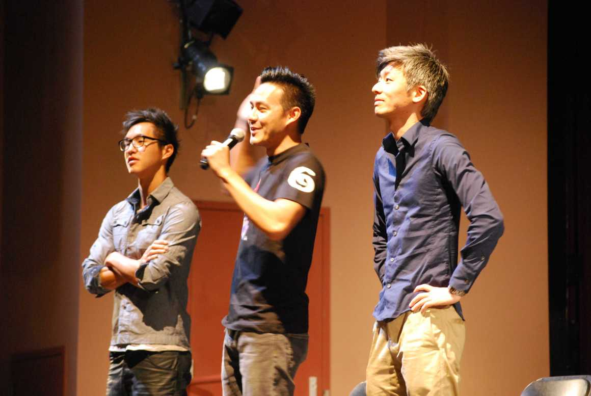 Speaker Series: Wong Fu Productions