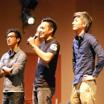 Speaker Series: Wong Fu Productions