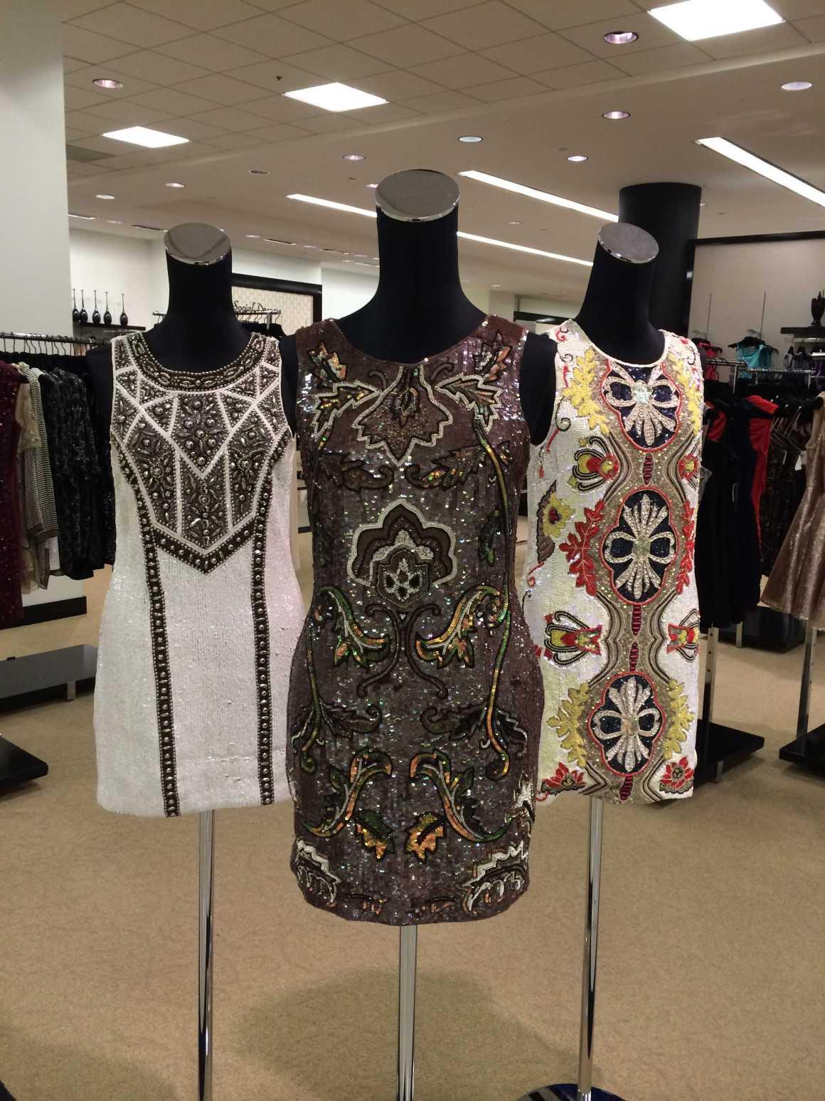 Steps for choosing a dress for Winter Formal!