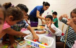 Head Start preschool class Courtesy of Antonio Perez/Chicago Tribune/MCT