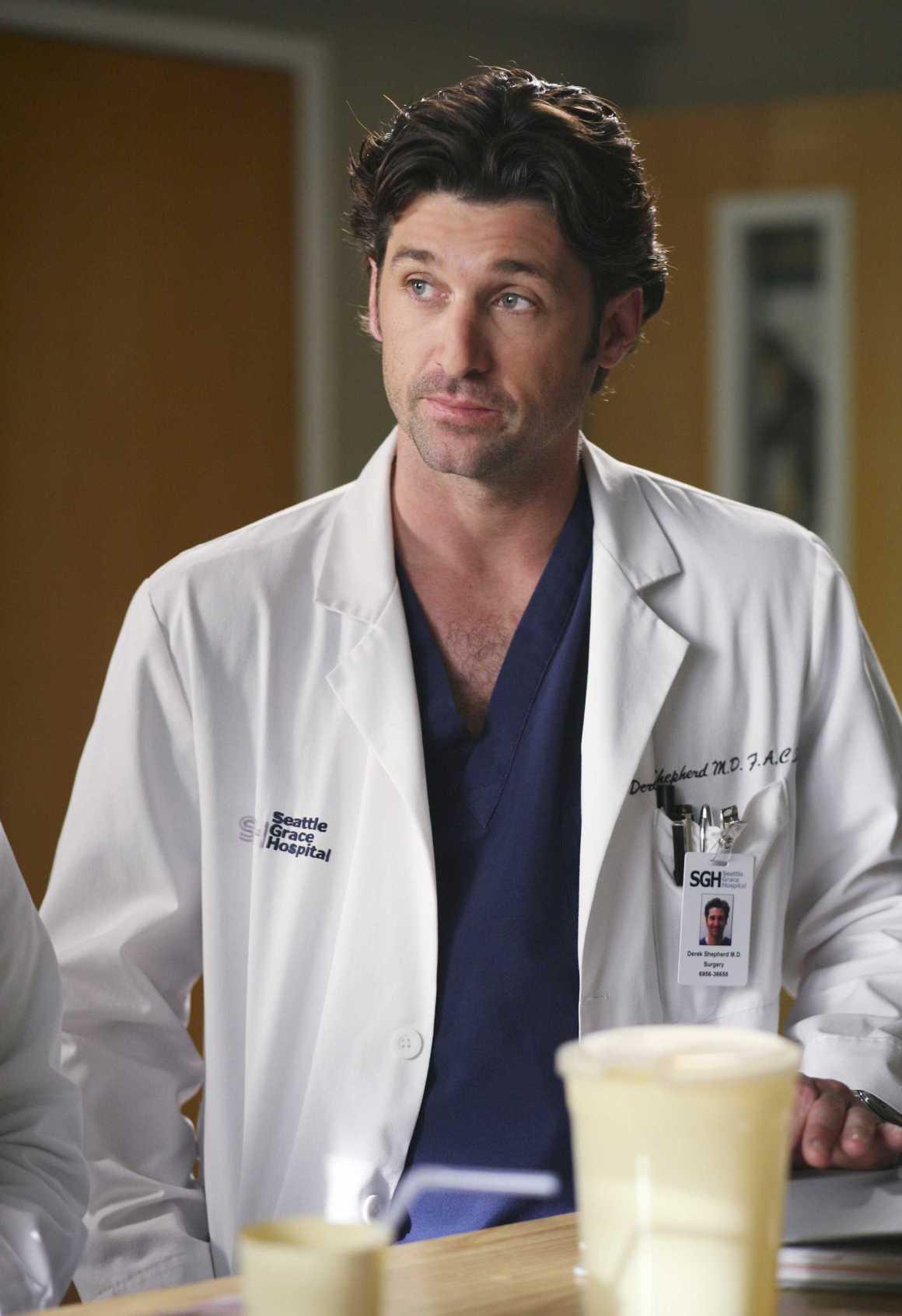 Grey's Anatomy goes down hill