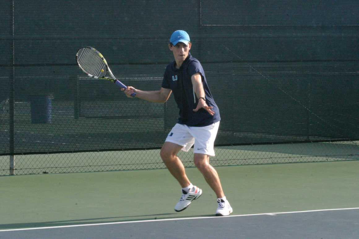 Boys tennis serves up some wins