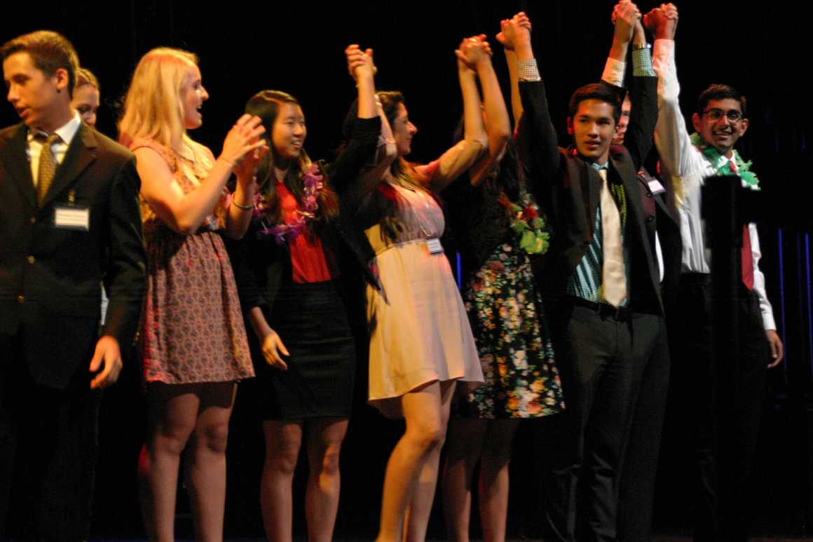 UHS ASB hosts annual Election Convention