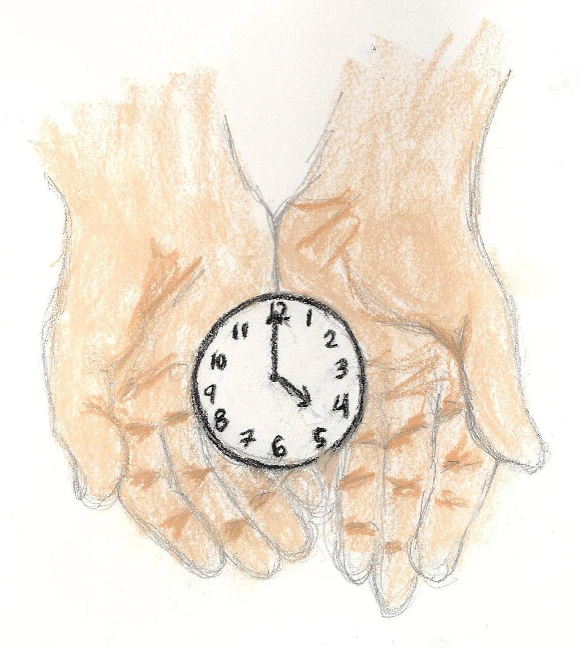 Hands of Time: a poem