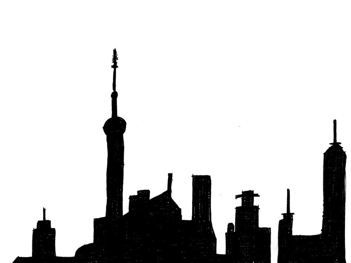 Shanghai Summers: a poem