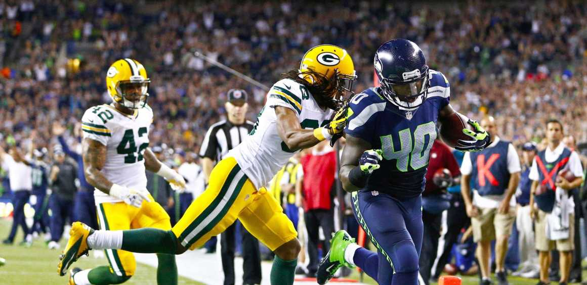 NFL season kicks off with a 36-16 Seattle Seahawks victory over the Green Bay Packers
