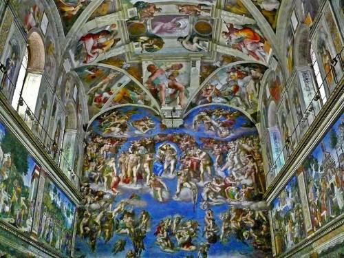 Renting out the Sistine Chapel is a win-win