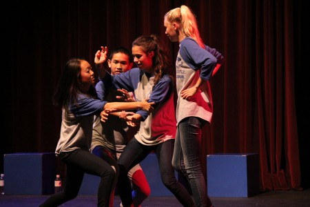 Comedy Sportz beats Tesoro in another humorous match