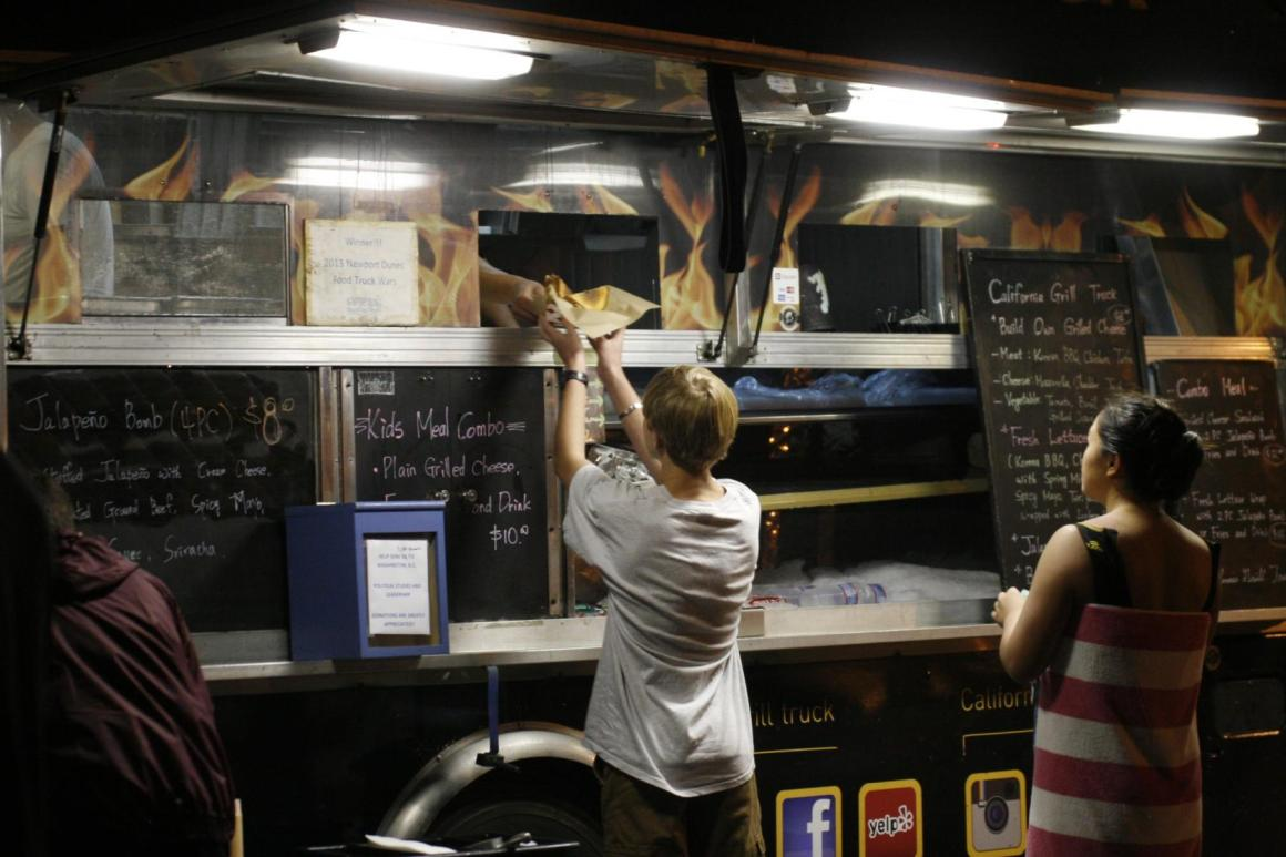 Food Truck Thursdays: a new kind of fundraiser