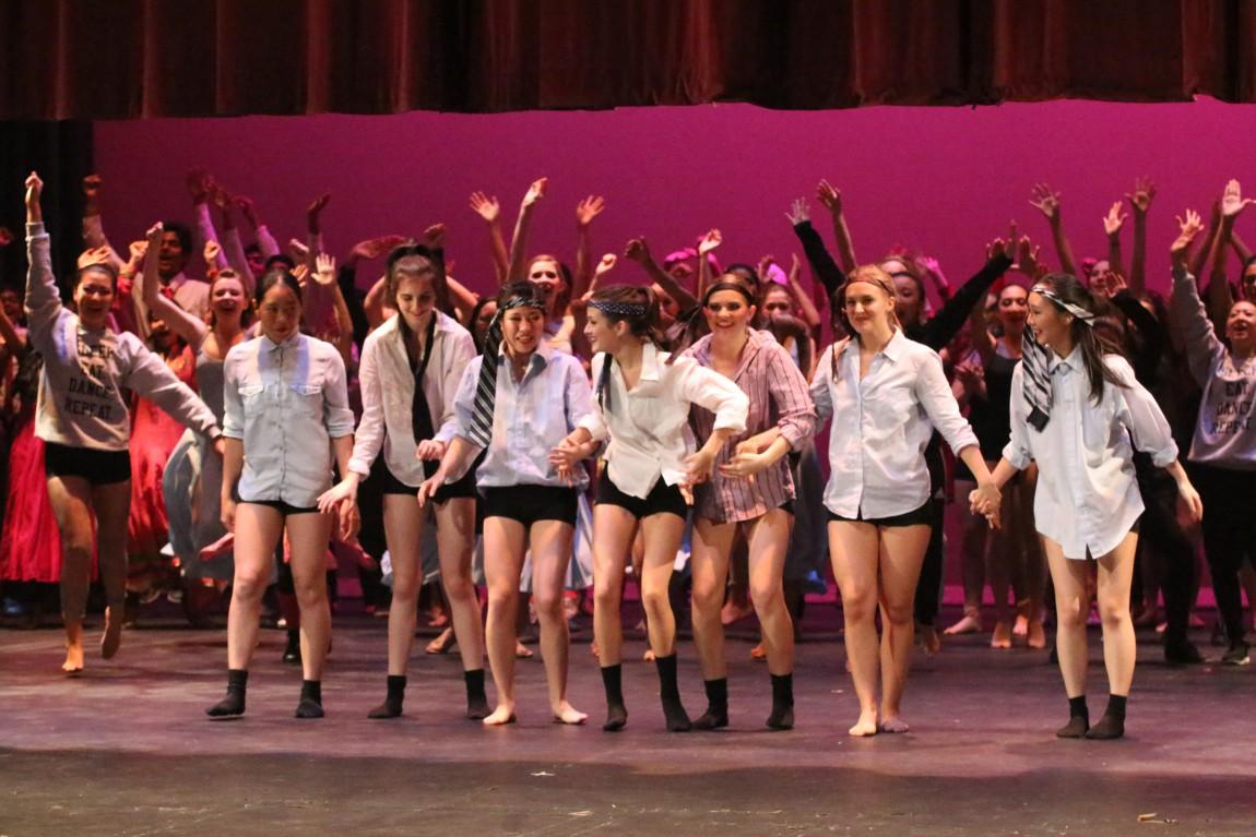 "Dance Showcase: ""Sleep. Eat. Dance. Repeat"""