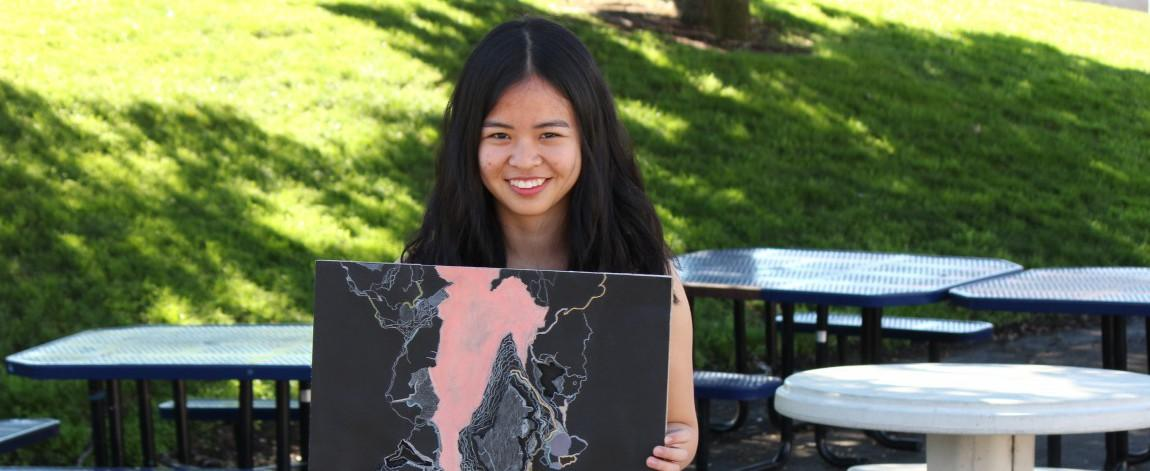 UHS student wins YoungArts award