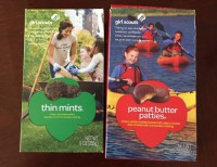 Thin Mints at a higher price: the extra dollar is worth it