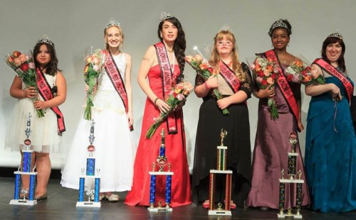 Miss Amazing: The amazing pageant for amazing people