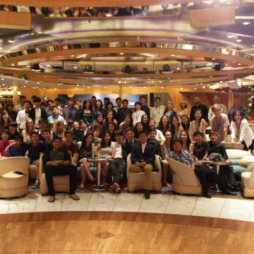 UHS Band and Color Guard travel to Bahamas