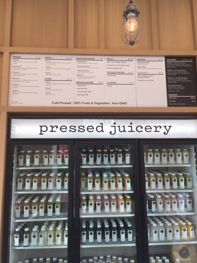 Pressed Juicery: a restaurant review