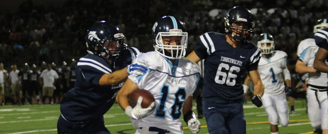 19-17 victory over Northwood extends record to 7-0, lowering CIF magic number to 1
