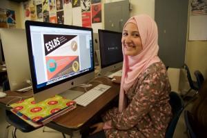 November Artist of the Month: Hajar Azzam