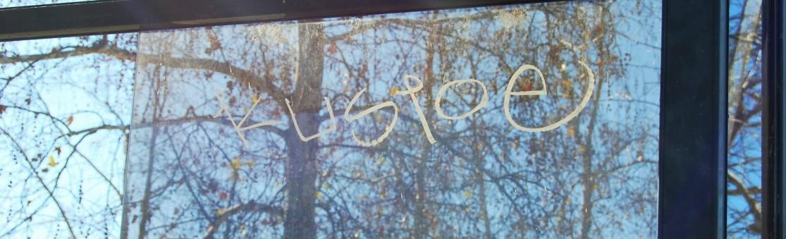 Recurring graffiti tag appears around UHS