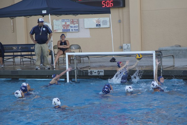 Girls Water Polo falls to undefeated CDM after GOW victory