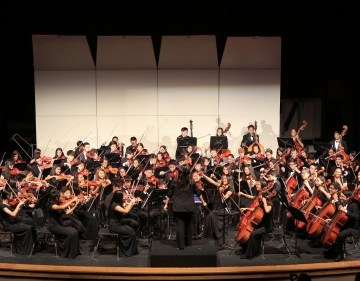Artists of the Month: Symphony Orchestra
