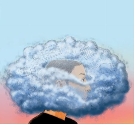 Clouds: a poem