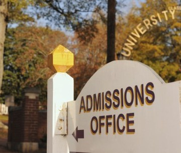 The college admissions process: what should we value?