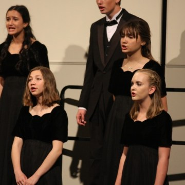UHS Choirs open the season with Spring Concert