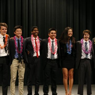 2016-2017's ASB members elected at Election Convention