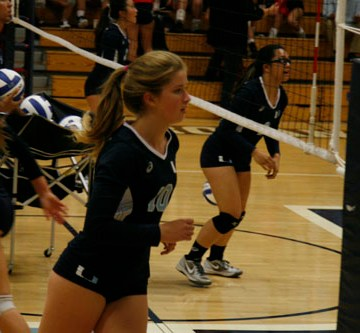 Girls Volleyball falls to Tesoro 0-3, but looks towards PCL