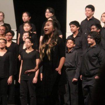 Fall Choir Concert 2016