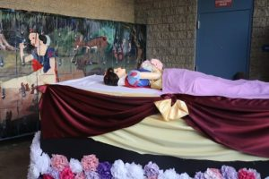 A real corpse? Snow White sleeps peacefully in the 300s. BY MARINA OLNEY