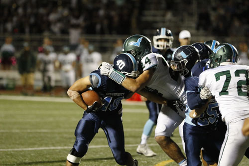 Football beats Irvine to keep CIF hopes alive