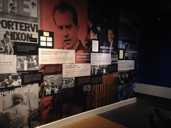 Cinematic Storytellers: The New Nixon Library