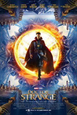 Dr. Strange movie poster (Google).