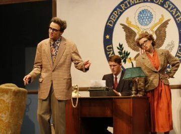Fall Play Preview: Don't Drink the Water