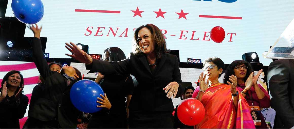 Kamala Harris wins California Senate seat, Mimi Walters wins local reelection to the House
