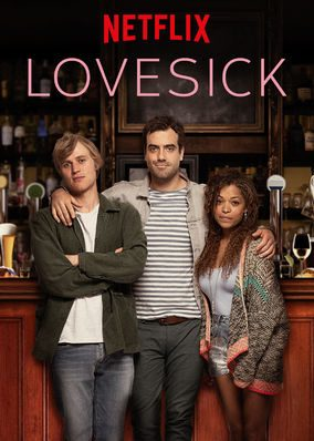 Official poster for season two of Lovesick, now on Netflix (Google).