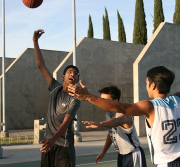 Attempting Athletics: Basketball Edition