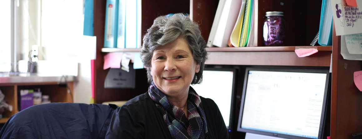 Ms. Rector, SAC Office Accountant, to retire in February