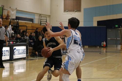 Boys Basketball loses 90-51 to Northwood